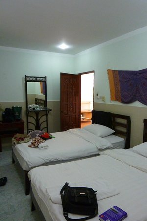 Mali Namphu Hotel: Basic double room