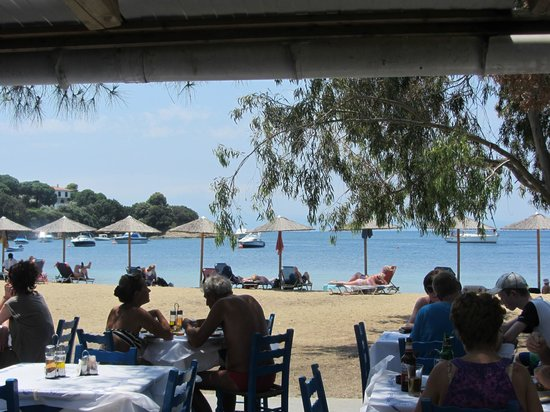Yadim Studios & Apartments : Kolios Beach