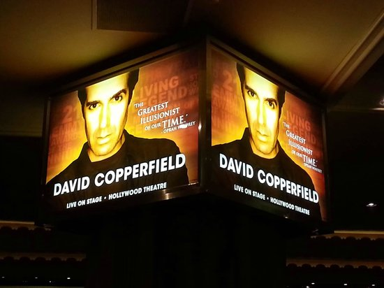 David Copperfield : Great Show!