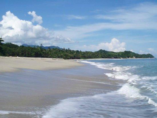 Mendihuaca Caribbean Resort: Playa Hotel Mendihuaca