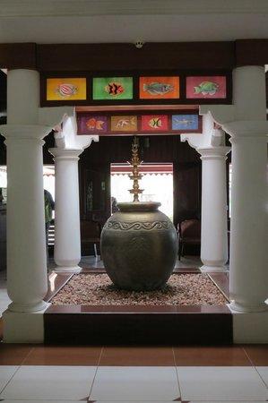 Fragrant Nature Backwater Resort & Ayurveda Spa: Hotel's Lobby