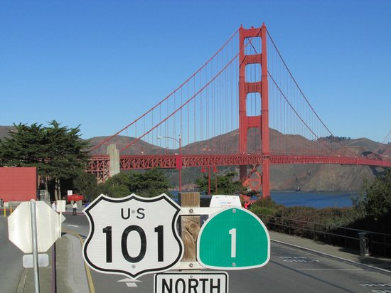 Ggb picture of golden gate bridge san francisco for Charmed tour san francisco