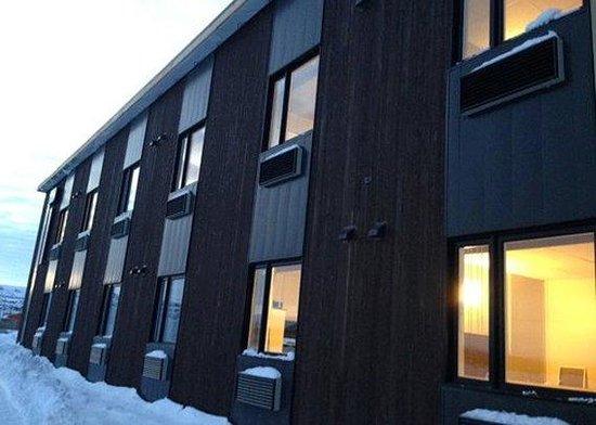 Rodeway Inn Schefferville : Exterior