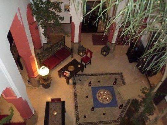 Riad Swaka : Interior