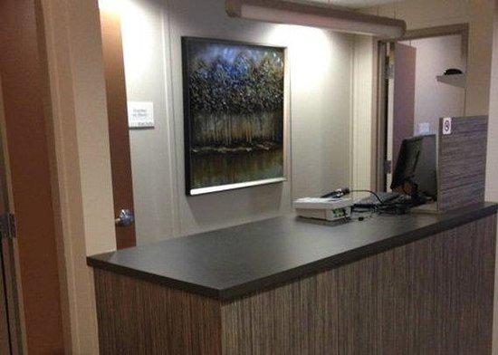 Rodeway Inn Schefferville : Lobby