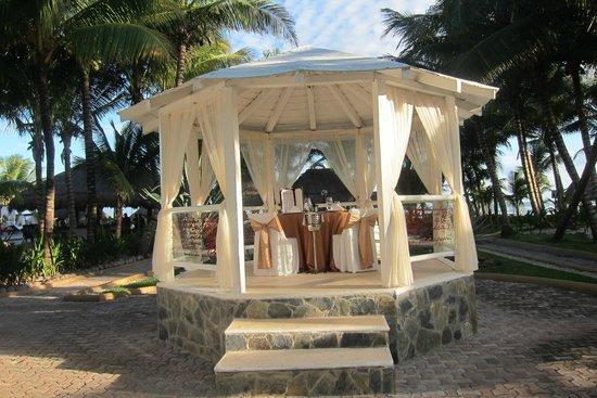 Sensimar Seaside Suites & Spa: Just for show