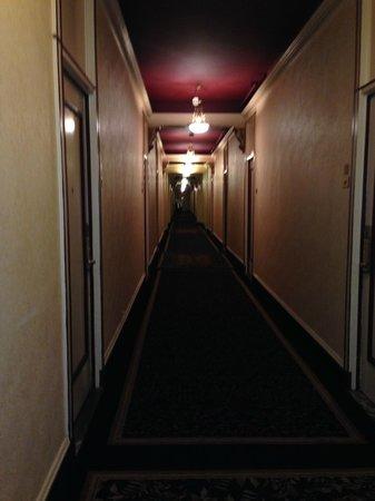 Hotel Whitcomb: Redrum!!! Kidding :-)