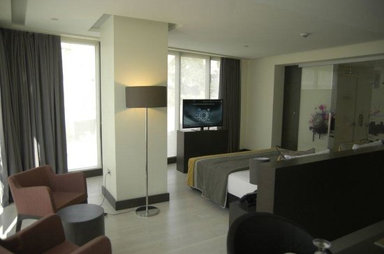 Caratpark Hotel : Double Room