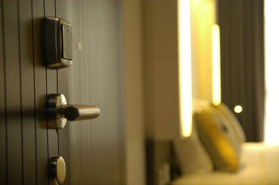 Caratpark Hotel : Room