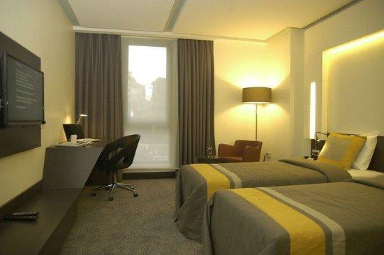 Caratpark Hotel: Deluxe Room