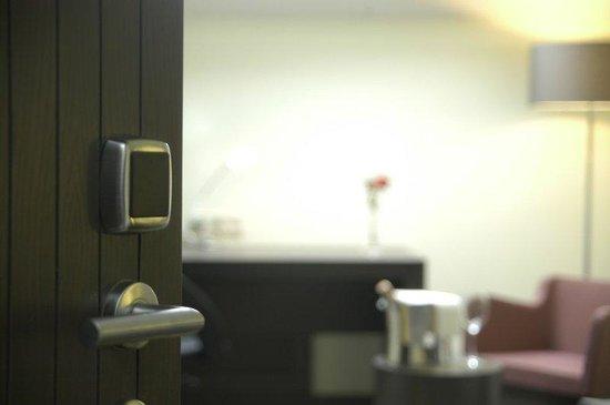 Caratpark Hotel: Room