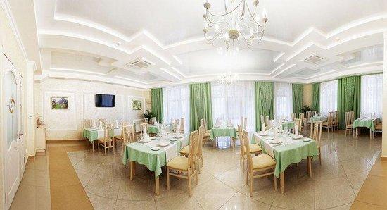 Raigond Hotel: Restaurant