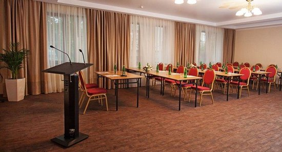 Raigond Hotel: Conference Hall
