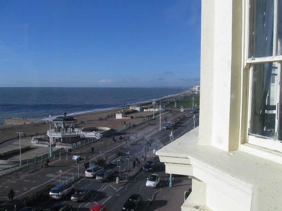 Kings Hotel: Superb views