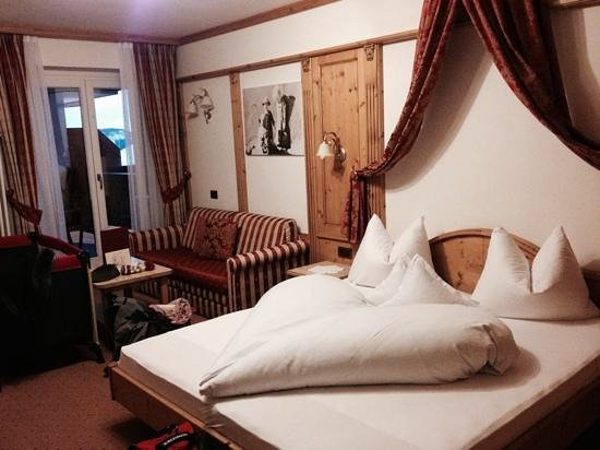 Klein Fein Hotel Viertlerhof: la camera
