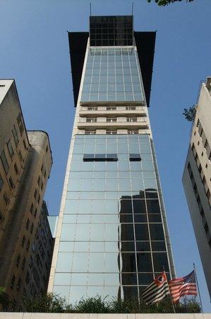 Emiliano Hotel : Hotel exterior