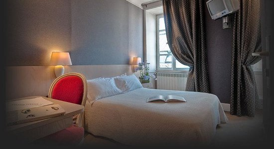 Odeon Hotel: Double Room