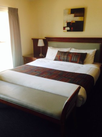 Best Western Plus Buckingham International : Lovely rooms