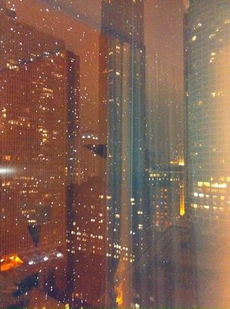 Sofitel Chicago Magnificent Mile : view from 26th floor