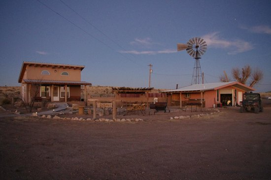 Burnt Well Guest Ranch : The Ranch