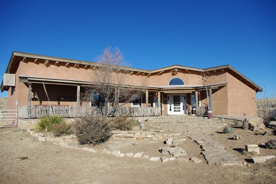 Burnt Well Guest Ranch : Accommodation