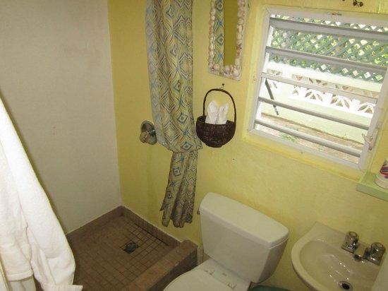 SeaGate Hotel: Shower