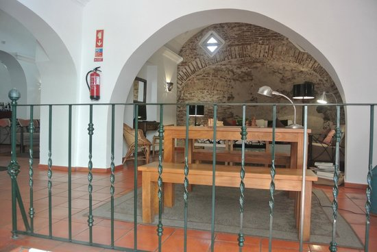 Albergaria do Calvario: Common area
