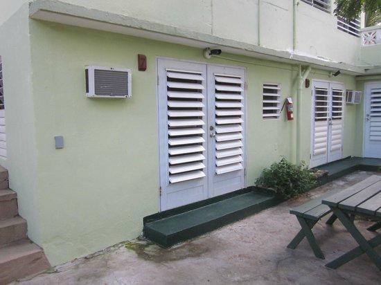 SeaGate Hotel : our door