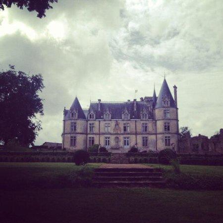 Chateau de la Flocelliere : Le chateau