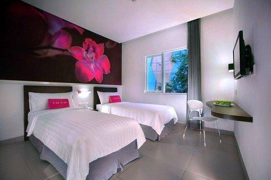 favehotel Melawai: Standard Twin Bed