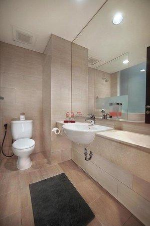favehotel Melawai: Bathroom