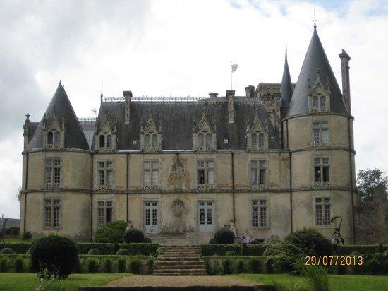 Chateau de la Flocelliere: Le chateau