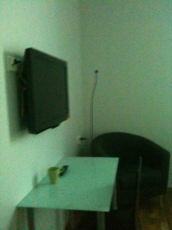 P-Hotels Brattora: tv