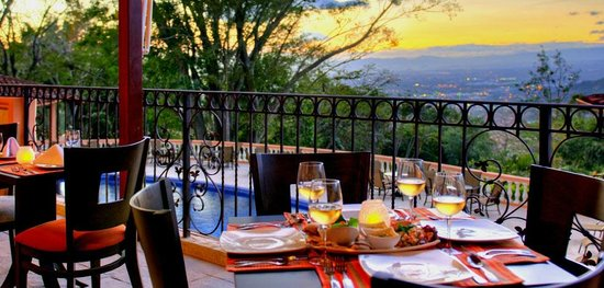 Siwo: The most beautiful setting for Lunch or Dinner