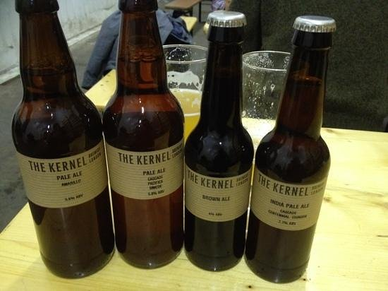 The Kernel Brewery : Our selection