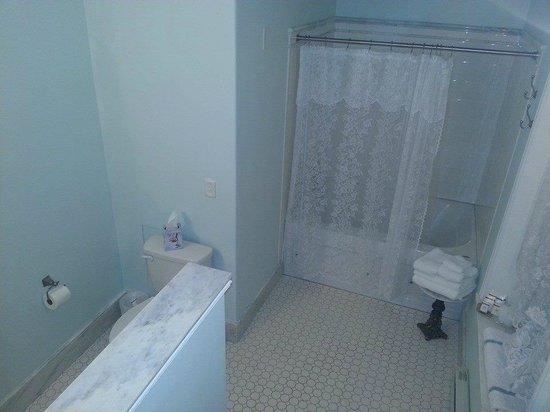 The Times House: Huge bathroom