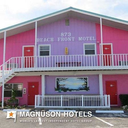 Beach Front Motel Cedar Key Florida