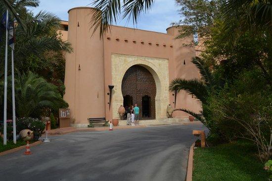 Hotel Vendome El Ksar Resort & Thalasso: entrée de l' hôtel