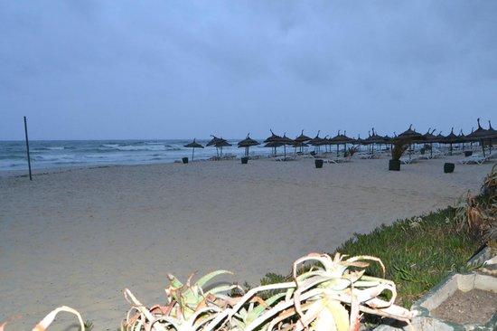 Hotel Vendome El Ksar Resort & Thalasso : la plage