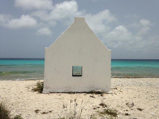Slave hut picture of bonaire caribbean tripadvisor - The dive hut bonaire ...