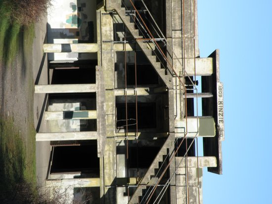 Fort Worden State Park: bunkers