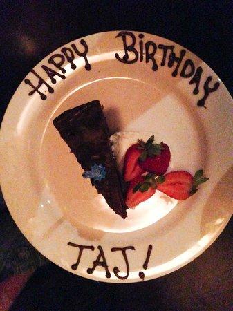 Nouveau: Happy Birthday Taj!