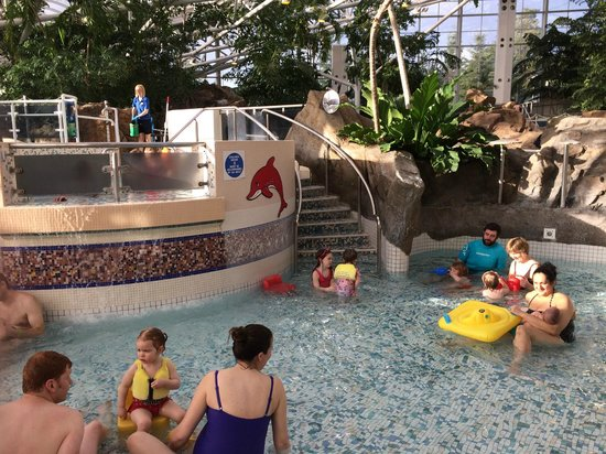 Kids Swimming Area Picture Of Center Parcs Whinfell Forest Penrith Tripadvisor