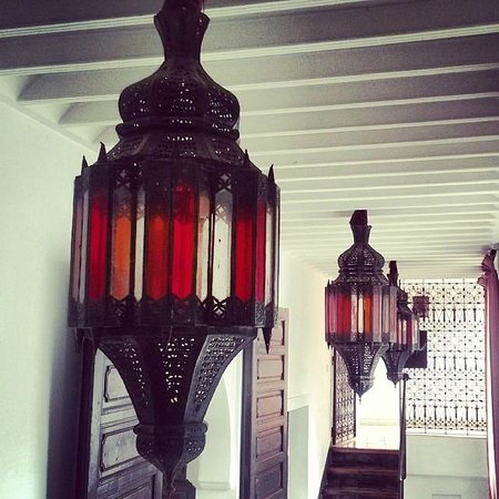 Riad Assouel: Traditional Lights