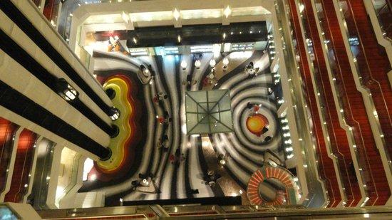 Le Meridien New Delhi: Hotel Interior