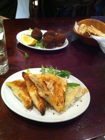 Santorini Restaurant : good