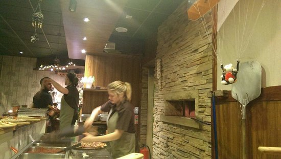 Woodstone Pizza and Grill: Great Pizza