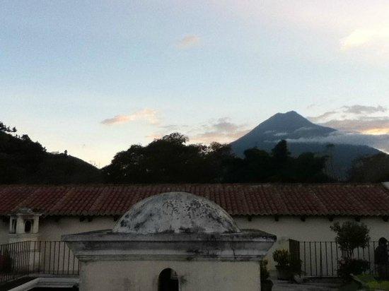 Hotel Sor Juana: Yet another stunning rooftop sunrise