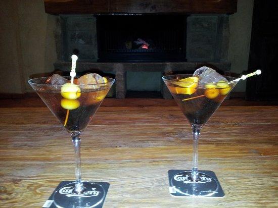 Masia Durba: bar