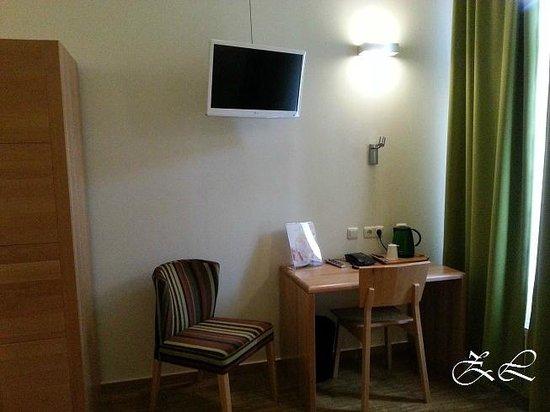 Hotel Mocca: 1Bett Zimmer/Studio